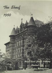 Page 5, 1950 Edition, Mount St Joseph Academy - Sheaf Yearbook (Philadelphia, PA) online yearbook collection
