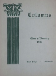 Girard College - Corinthian Yearbook (Philadelphia, PA) online yearbook collection, 1939 Edition, Page 1