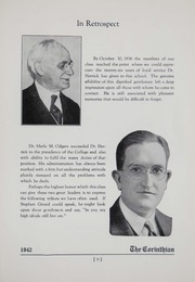 Page 15, 1942 Edition, Girard College - Corinthian Yearbook (Philadelphia, PA) online yearbook collection