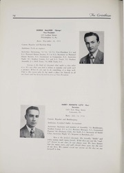 Page 16, 1953 Edition, Girard College - Corinthian Yearbook (Philadelphia, PA) online yearbook collection