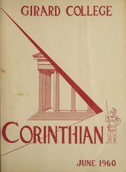 Girard College - Corinthian Yearbook (Philadelphia, PA) online yearbook collection, 1960 Edition, Page 1
