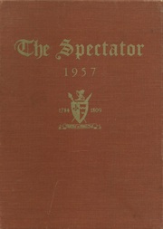 Page 1, 1957 Edition, Harrisburg Academy - Spectator Yearbook (Harrisburg, PA) online yearbook collection