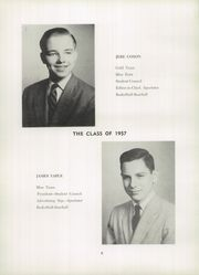 Page 12, 1957 Edition, Harrisburg Academy - Spectator Yearbook (Harrisburg, PA) online yearbook collection