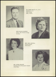 Page 11, 1954 Edition, Lake Noxen Joint High School - Chieftain Yearbook (Harveys Lake, PA) online yearbook collection