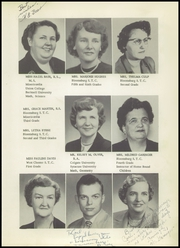 Page 13, 1954 Edition, Lake Noxen Joint High School - Chieftain Yearbook (Harveys Lake, PA) online yearbook collection