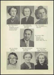 Page 14, 1954 Edition, Lake Noxen Joint High School - Chieftain Yearbook (Harveys Lake, PA) online yearbook collection