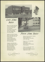 Page 6, 1954 Edition, Lake Noxen Joint High School - Chieftain Yearbook (Harveys Lake, PA) online yearbook collection