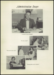 Page 8, 1954 Edition, Lake Noxen Joint High School - Chieftain Yearbook (Harveys Lake, PA) online yearbook collection