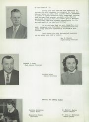 Page 12, 1955 Edition, Pymatuning Joint High School - Pymalier Yearbook (Jamestown, PA) online yearbook collection