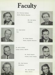 Page 13, 1955 Edition, Pymatuning Joint High School - Pymalier Yearbook (Jamestown, PA) online yearbook collection
