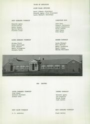 Page 8, 1955 Edition, Pymatuning Joint High School - Pymalier Yearbook (Jamestown, PA) online yearbook collection