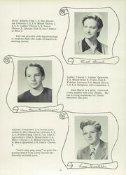 Page 15, 1952 Edition, Johnstown Mennonite School - Mem O Re Yearbook (Johnstown, PA) online yearbook collection