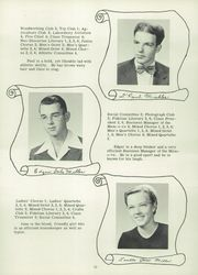 Page 16, 1952 Edition, Johnstown Mennonite School - Mem O Re Yearbook (Johnstown, PA) online yearbook collection