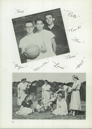 Page 14, 1955 Edition, Johnstown Mennonite School - Mem O Re Yearbook (Johnstown, PA) online yearbook collection