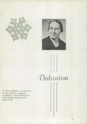 Page 5, 1955 Edition, Johnstown Mennonite School - Mem O Re Yearbook (Johnstown, PA) online yearbook collection