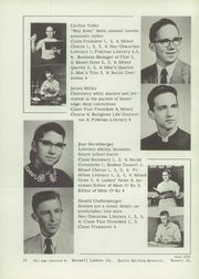 Page 14, 1956 Edition, Johnstown Mennonite School - Mem O Re Yearbook (Johnstown, PA) online yearbook collection