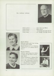 Page 16, 1956 Edition, Johnstown Mennonite School - Mem O Re Yearbook (Johnstown, PA) online yearbook collection