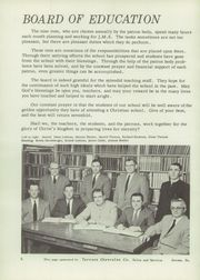 Page 8, 1956 Edition, Johnstown Mennonite School - Mem O Re Yearbook (Johnstown, PA) online yearbook collection