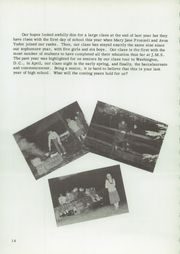 Page 16, 1957 Edition, Johnstown Mennonite School - Mem O Re Yearbook (Johnstown, PA) online yearbook collection