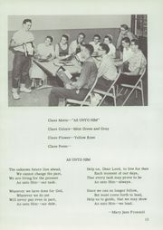 Page 17, 1957 Edition, Johnstown Mennonite School - Mem O Re Yearbook (Johnstown, PA) online yearbook collection