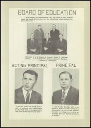 Page 15, 1951 Edition, Ralpho Township High School - Blue and Gold Yearbook (Elysburg, PA) online yearbook collection