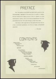 Page 9, 1951 Edition, Ralpho Township High School - Blue and Gold Yearbook (Elysburg, PA) online yearbook collection