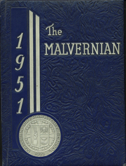 1951 Edition, Malvern Preparatory School - Malvernian Yearbook (Malvern, PA)