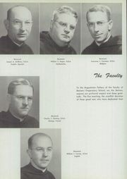 Page 14, 1951 Edition, Malvern Preparatory School - Malvernian Yearbook (Malvern, PA) online yearbook collection