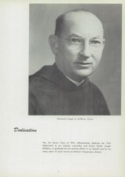 Page 9, 1951 Edition, Malvern Preparatory School - Malvernian Yearbook (Malvern, PA) online yearbook collection