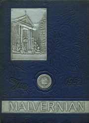 1952 Edition, Malvern Preparatory School - Malvernian Yearbook (Malvern, PA)