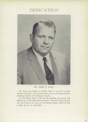 Page 9, 1958 Edition, Malvern Preparatory School - Malvernian Yearbook (Malvern, PA) online yearbook collection