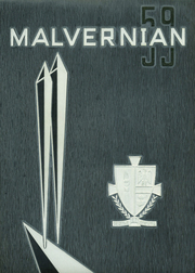 1959 Edition, Malvern Preparatory School - Malvernian Yearbook (Malvern, PA)