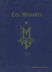 1941 Edition, Manchester High School - Les Memoires Yearbook (Manchester, PA)