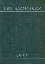 1944 Edition, Manchester High School - Les Memoires Yearbook (Manchester, PA)