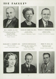 Page 10, 1949 Edition, Manchester High School - Les Memoires Yearbook (Manchester, PA) online yearbook collection