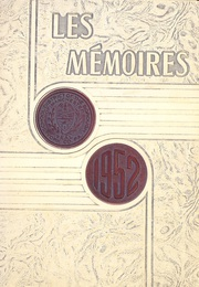 1952 Edition, Manchester High School - Les Memoires Yearbook (Manchester, PA)