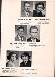 Page 13, 1952 Edition, Manchester High School - Les Memoires Yearbook (Manchester, PA) online yearbook collection