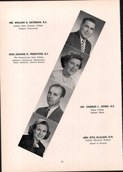 Page 14, 1952 Edition, Manchester High School - Les Memoires Yearbook (Manchester, PA) online yearbook collection