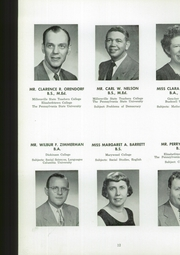 Page 14, 1954 Edition, Manchester High School - Les Memoires Yearbook (Manchester, PA) online yearbook collection
