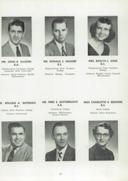 Page 15, 1954 Edition, Manchester High School - Les Memoires Yearbook (Manchester, PA) online yearbook collection