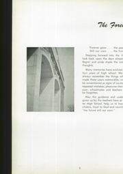 Page 4, 1954 Edition, Manchester High School - Les Memoires Yearbook (Manchester, PA) online yearbook collection