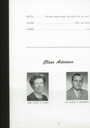 Page 56, 1954 Edition, Manchester High School - Les Memoires Yearbook (Manchester, PA) online yearbook collection