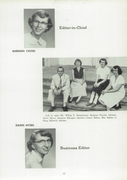 Page 59, 1954 Edition, Manchester High School - Les Memoires Yearbook (Manchester, PA) online yearbook collection