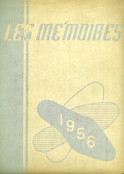 1956 Edition, Manchester High School - Les Memoires Yearbook (Manchester, PA)