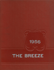 1956 Edition, Patterson Township High School - Breeze Yearbook (Patterson Township, PA)