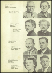 Page 14, 1952 Edition, Perry Lower Tyrone High School - Petosean Yearbook (Perryopolis, PA) online yearbook collection