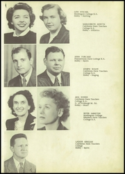 Page 15, 1952 Edition, Perry Lower Tyrone High School - Petosean Yearbook (Perryopolis, PA) online yearbook collection
