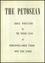 Page 8, 1952 Edition, Perry Lower Tyrone High School - Petosean Yearbook (Perryopolis, PA) online yearbook collection