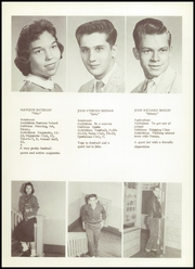 Page 16, 1959 Edition, Perry Lower Tyrone High School - Petosean Yearbook (Perryopolis, PA) online yearbook collection