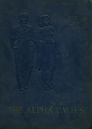 1946 Edition, Petersburg High School - Alpha Yearbook (Petersburg, PA)